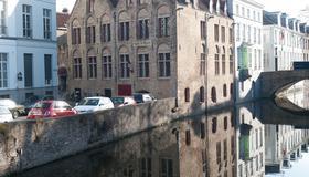 Hotel Ter Brughe - Bruges - Cảnh ngoài trời