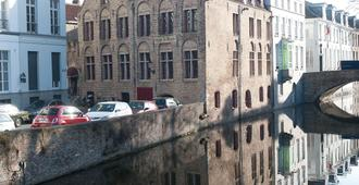 Hotel Ter Brughe - Μπριζ - Θέα στην ύπαιθρο