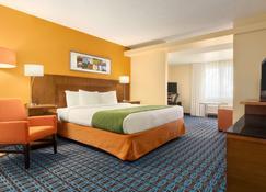 Country Inn & Suites by Radisson, Phoenix Airport - Phoenix - Bedroom
