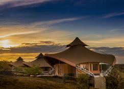 Mahali Mzuri - Maasai Mara - Building