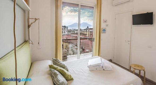 Pizzasleep B&b - Naples - Bedroom