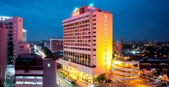 馬六甲灣景酒店 - 馬六甲 - 馬六甲 - 臥室