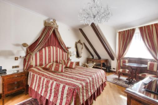 Alchymist Prague Castle Suites - Praha - Makuuhuone