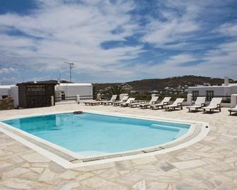 Evagelia's Place - Agios Ioannis - Pool