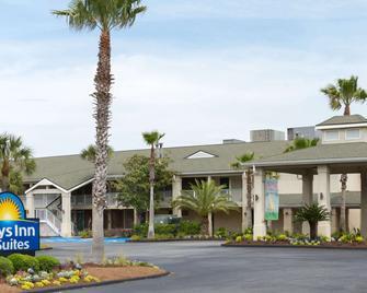 Days Inn & Suites by Wyndham Jekyll Island - Jekyll Island - Gebäude