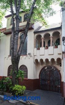 Condesa Amatlan - Mexico City - Building