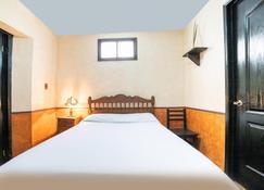 Hotel del Carmen - Tlalpujahua de Rayón - Bedroom