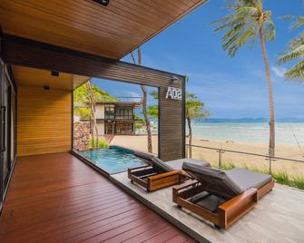 The Cabin Beach Resort - Ko Pha Ngan - Building