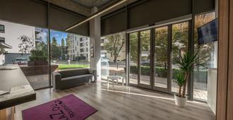 Micro Apartments Kazou Residence - Warsaw - Lobby