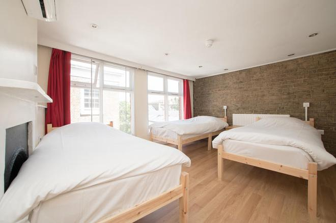 Keystone House Hostel - London - Bedroom