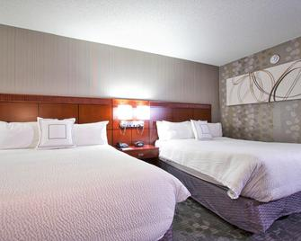 Courtyard by Marriott Blacksburg - Blacksburg - Bedroom
