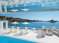 Petasos Beach Resort & Spa - Platis Gialos - Balcony