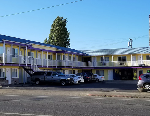 Royal Victorian Motel - Port Angeles - Gebäude