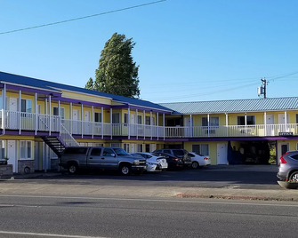 Royal Victorian Motel - Port Angeles - Gebouw