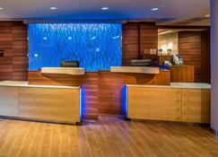 Fairfield Inn and Suites by Marriott Twin Falls - Twin Falls - Recepción