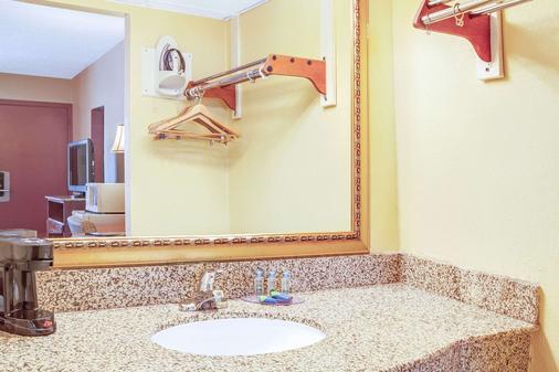 勞雷爾山騎士酒店 - 勞勒山 - 勞雷爾山 - 浴室
