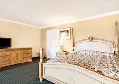 Knights Inn Mount Laurel - Mount Laurel - Bedroom