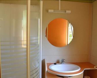 Camping les Cigales - Rocamadour - Bathroom