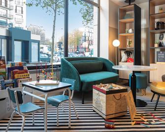 Aparthotel Adagio Paris Montrouge - Montrouge - Gebäude