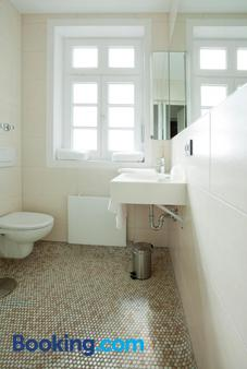 Hotel Jägerhaus Esslingen - Esslingen am Neckar - Bathroom