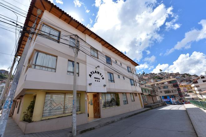 Atlantis Hostal - Cusco - Rakennus