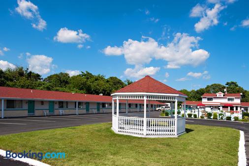 Economy Motel Inn & Suites - Somers Point - Edificio