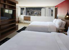 Park Inn by Radisson Quito - Quito - Bedroom