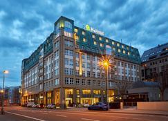 H+ Hotel Leipzig - Leipzig - Gebäude