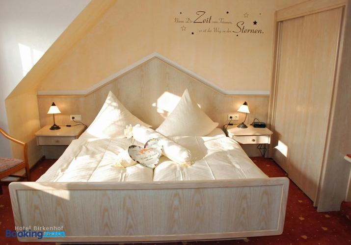 Hotel Restaurant Birkenhof Ab 72 1 0 6 Ostseebad Baabe