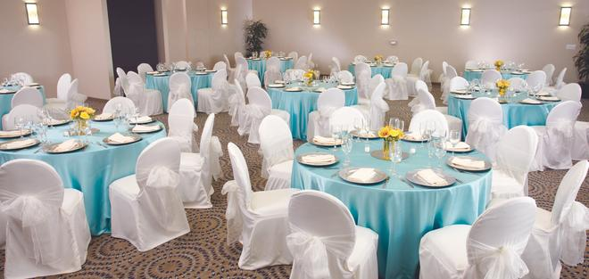 Waterfront Hotel - Oakland - Banquet hall