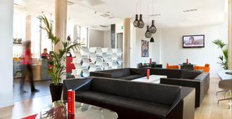 Sleeperz Hotel Cardiff - Cardiff - Lobby