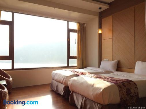 Miracolo View Hotel - Nantou City - Bedroom