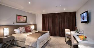 The St James - Hanmer Springs - Bedroom