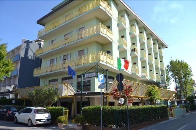 Hotel Sidney - Bellaria-Igea Marina - Κτίριο