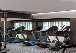 Bank Hotel - Lviv - Gym