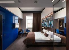 Bank Hotel - Lemberg - Schlafzimmer