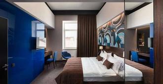Bank Hotel - Leópolis - Habitación