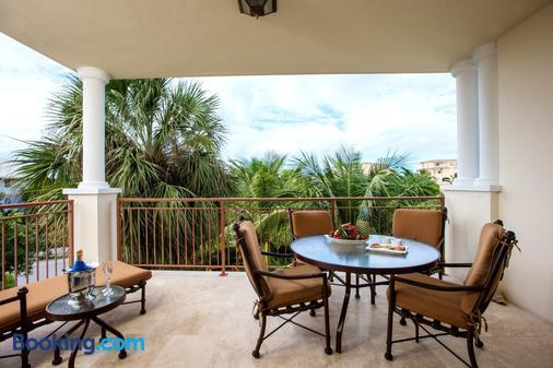 Villa Del Mar - Providenciales - Balcony