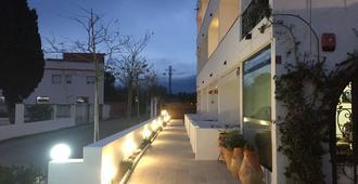 Casa Del Mar Hotel - Rosas - Vista del exterior