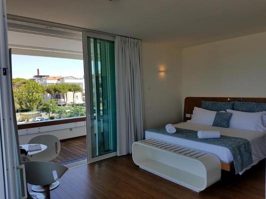 Trampolines Suite Hotel - Riccione - Bedroom