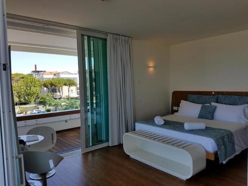 川伯琳套房酒店 - 里喬內 - 里喬內 - 臥室