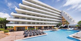 Hotel Tropic Park - Malgrat de Mar - Edificio