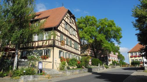 施瓦爾茲羅斯酒店 - 史丹斯佛德 - 羅滕堡 - 建築
