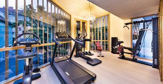 Parkhotel Graz - Graz - Gym