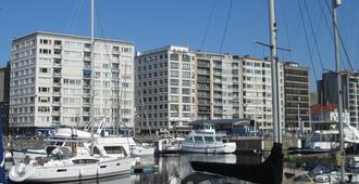 C-Hotels Burlington - Ostende - Außenansicht