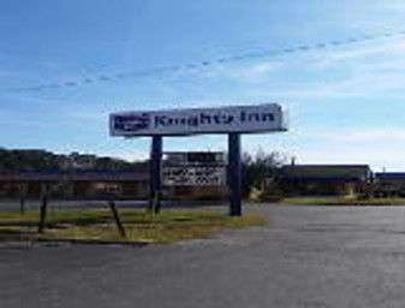 Knights Inn Greenville - Greenville - Näkymät ulkona