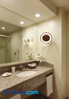 Windsor Guanabara Hotel - Rio de Janeiro - Bathroom