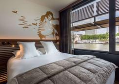 Off Paris Seine - Paris - Bedroom