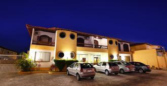 Andimar Hotel - Porto Seguro - Building