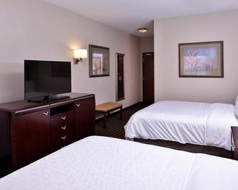 Holiday Inn Express & Suites Pittsburg - Pittsburg - Bedroom